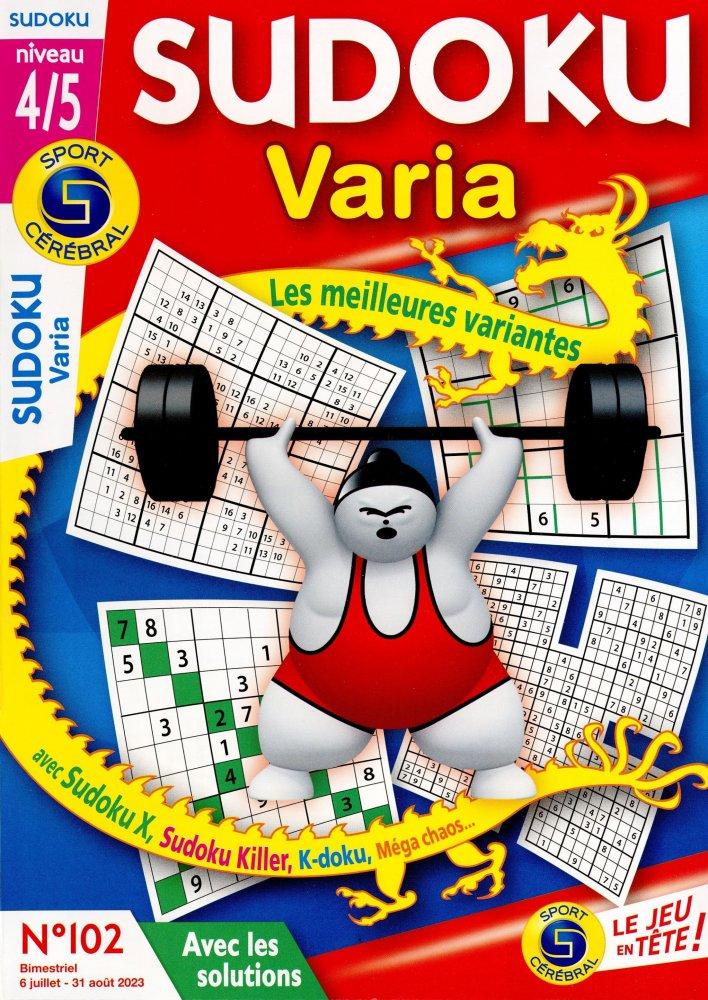 SC Sudoku Varia Niv 4/5