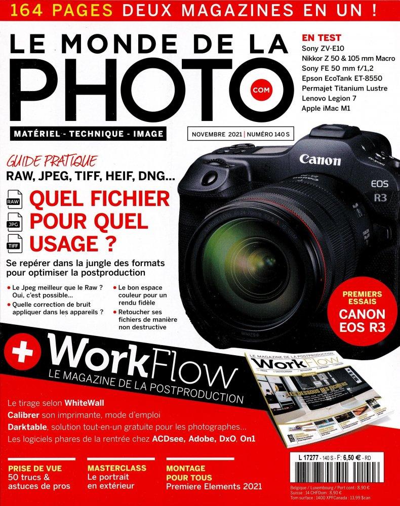 Le monde de la photo