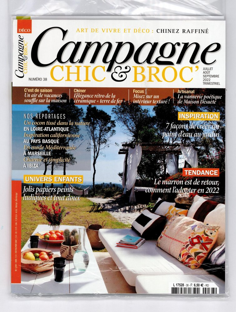 Chambre Adulte Campagne Chic www.journaux.fr - campagne chic & broc'