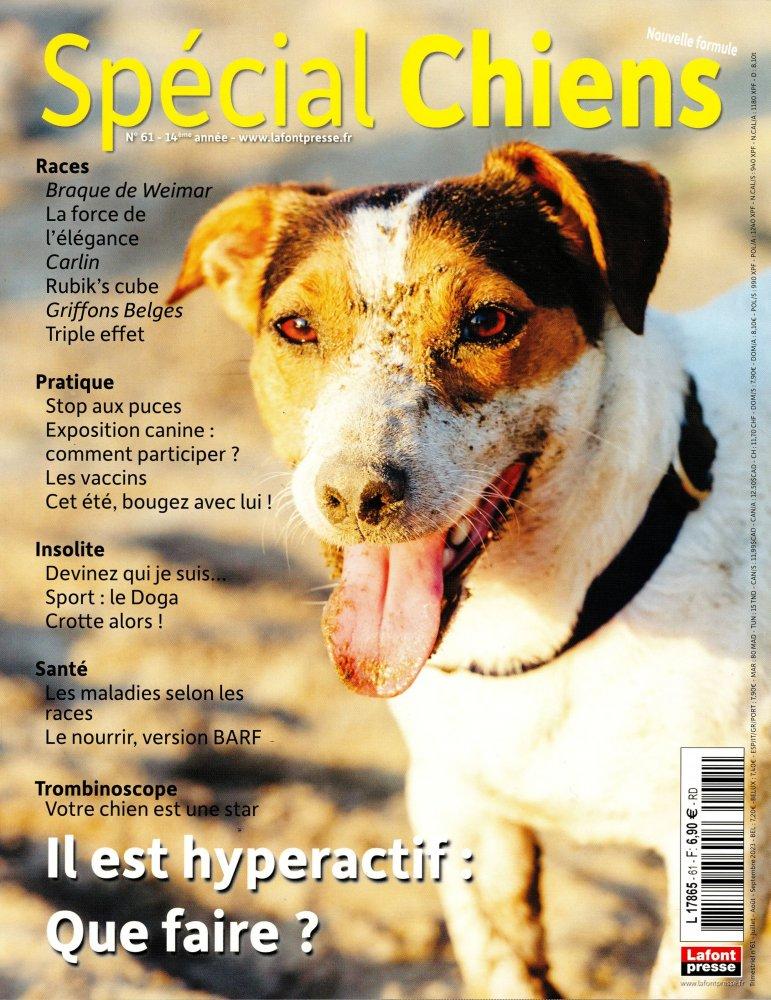 Special Chiens N°18 - Aout - Septembre - Octobre 2012  [PDF l MULTI]