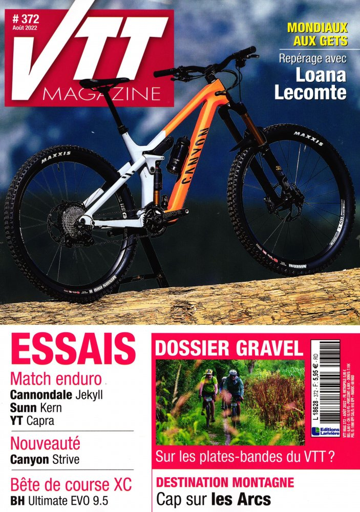 BIKE n° 114 - Septembre 2012   [PDF l MULTI]