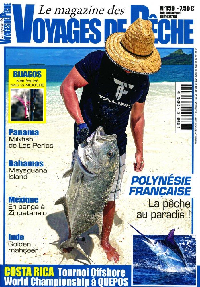 Le Magazine des Voyages de Pêche