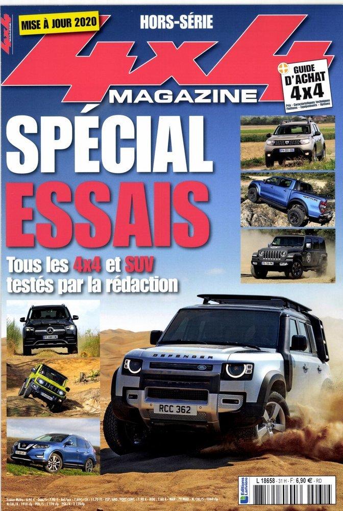 4x4 magazine Hors-Série
