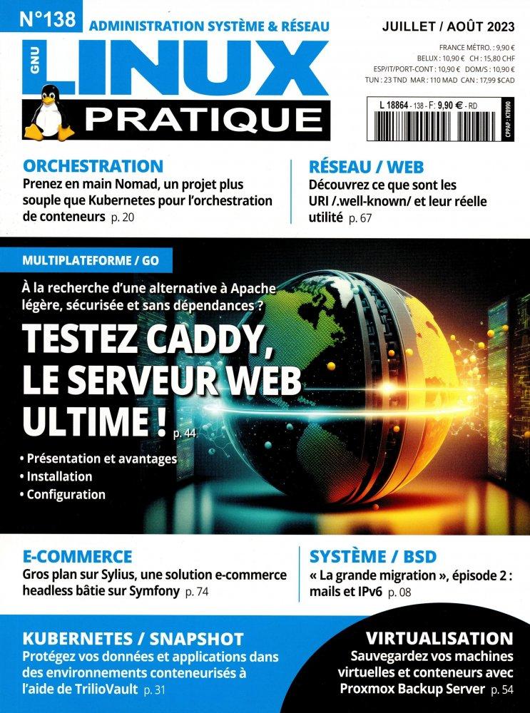 Linux Pratique Essentiel