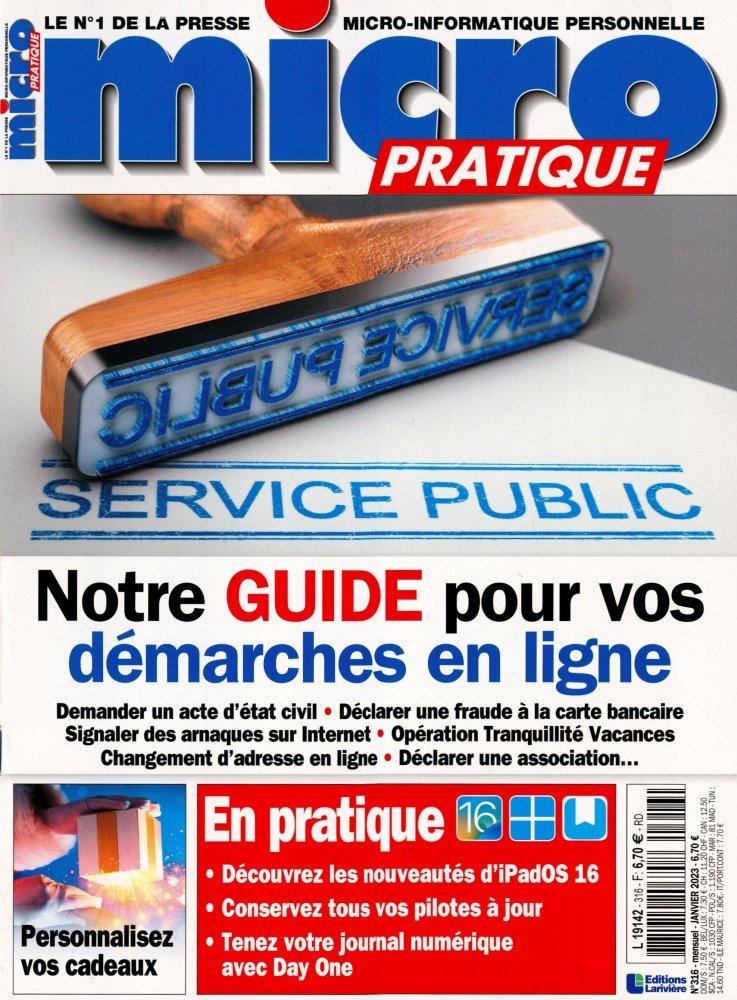 Micro Pratique n°197 - Février 2013