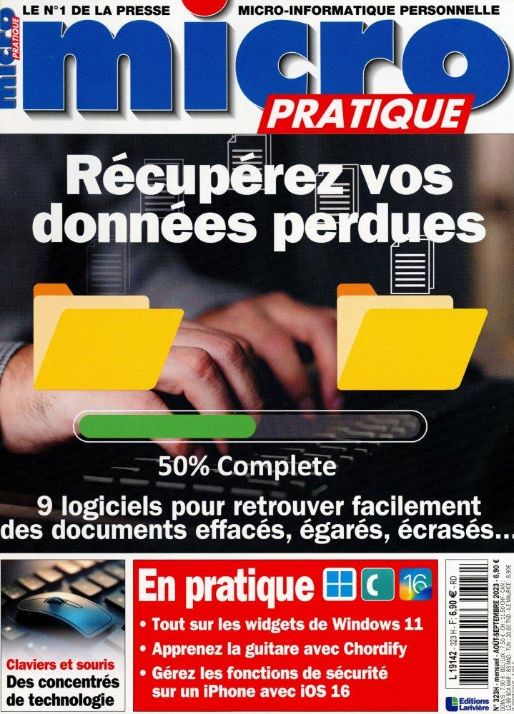 Micro Pratique N°191 - Aout 2012 [PDF l DF]