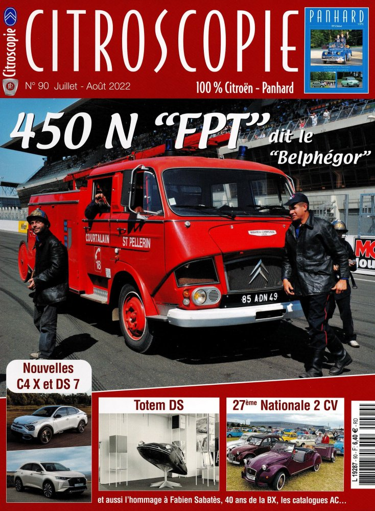 Citroscopie Magazine