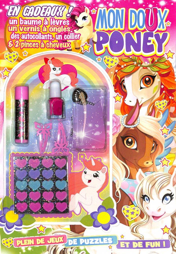 Mon doux poney + Cadeaux