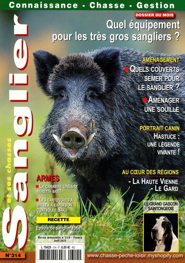 www.journaux.fr - Le chasseur de sanglier