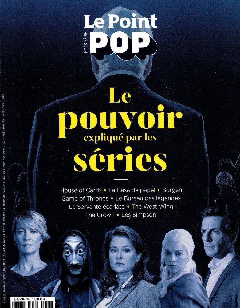 Le Point Hors-Série POP