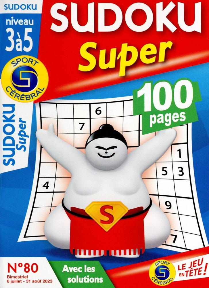SC Sudoku Super Niv 3 à 5