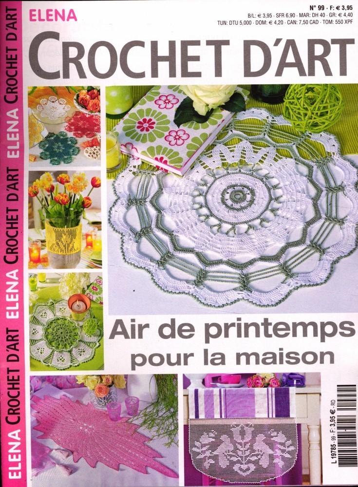 Elena Crochet d'Art