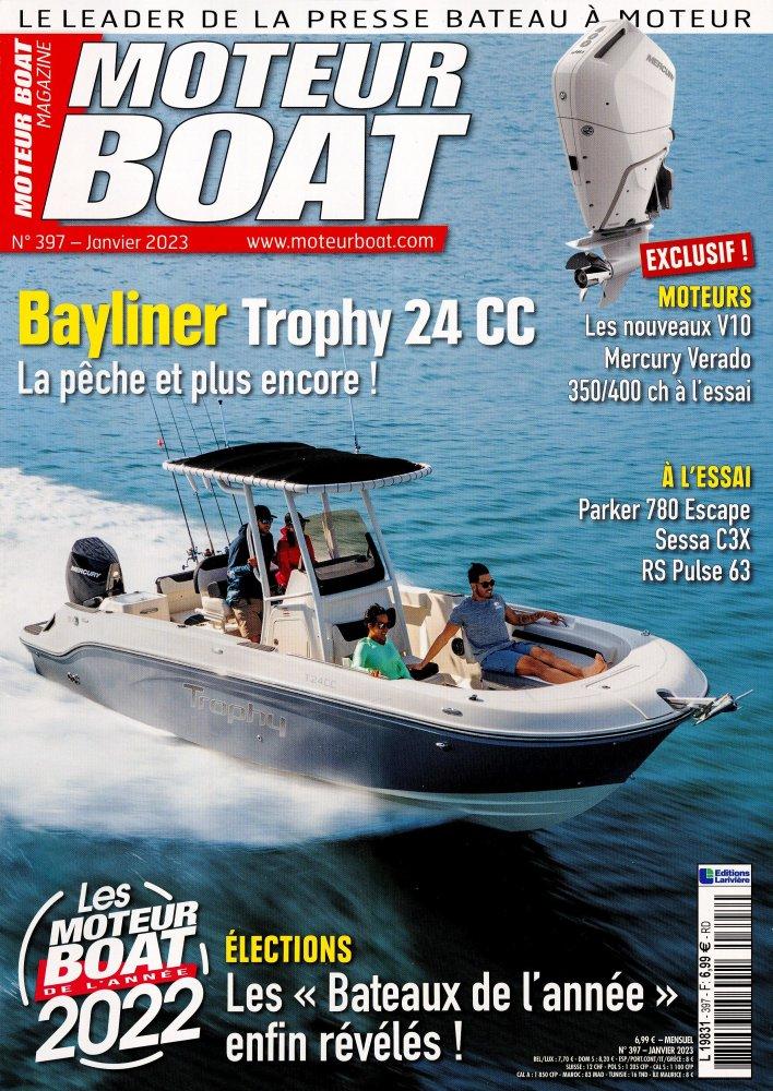 Moteur Boat Magazine