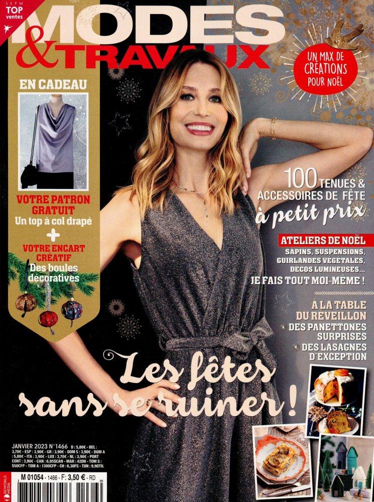 www.journaux.fr , Modes \u0026 Travaux