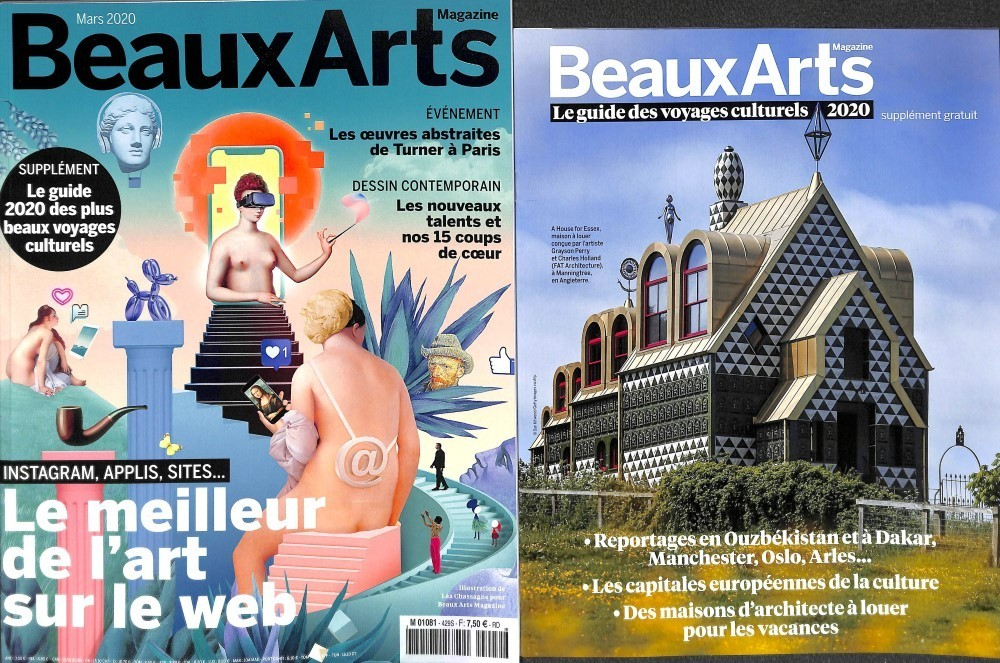 Beaux Arts Magazine