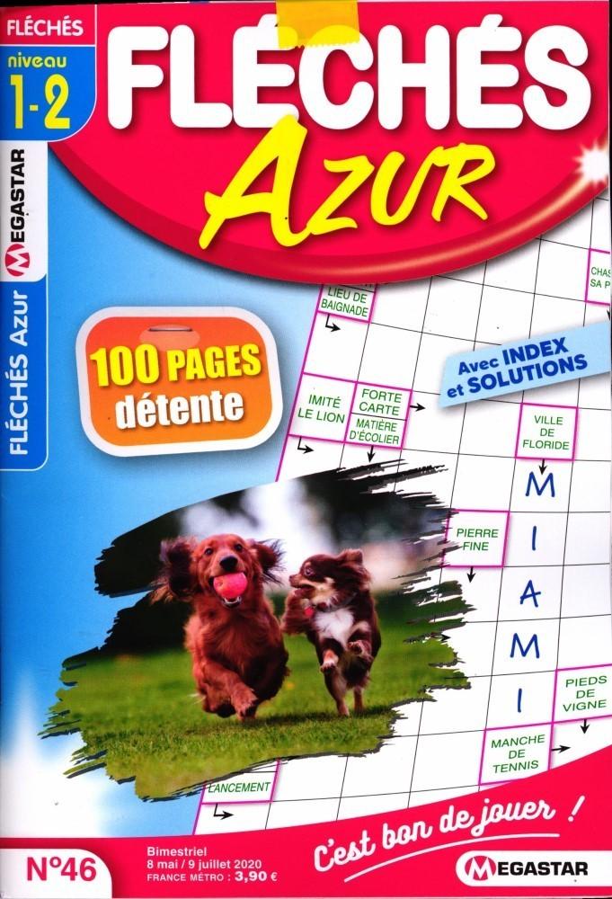 MS Fléchés Azur Niveau 1-2