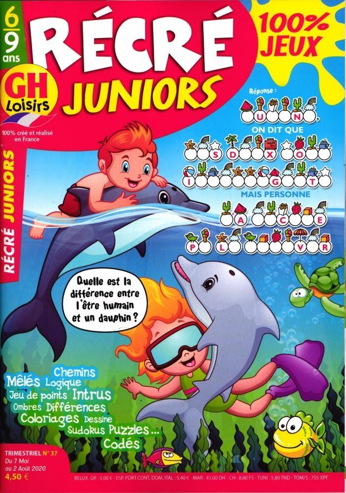 GH Récré Juniors