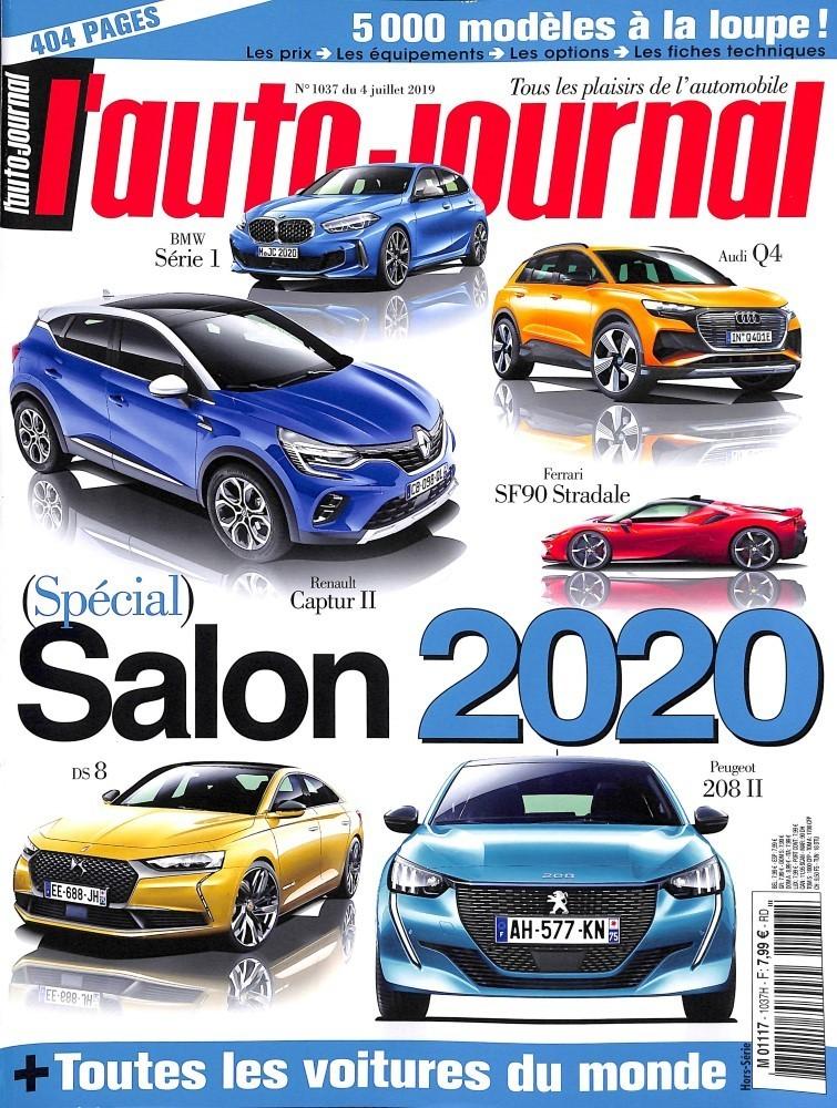 L 39 auto journal for Auto journal salon 2017