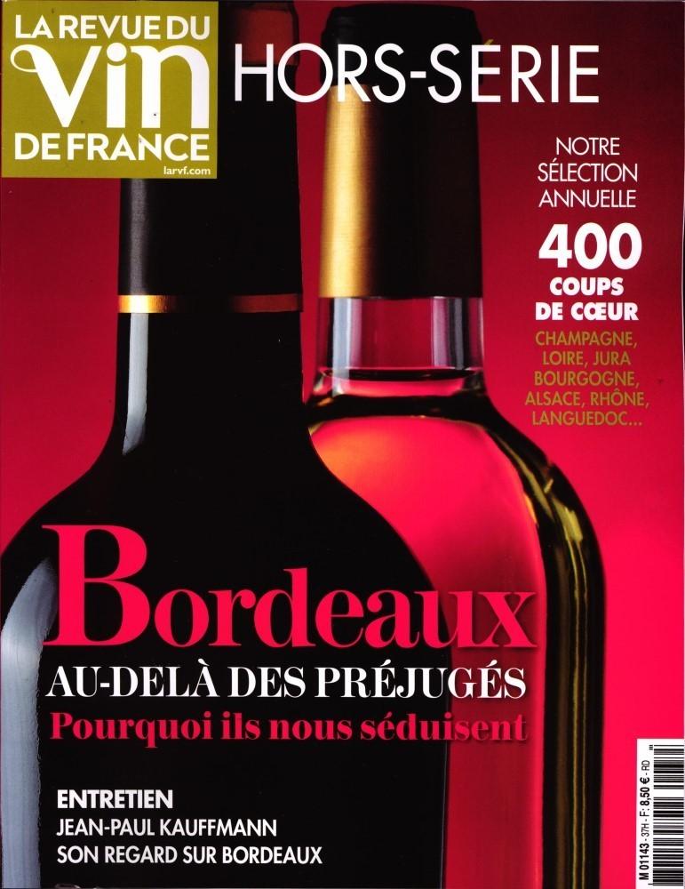 La revue du vin de france hors s rie for Revue des vins de france