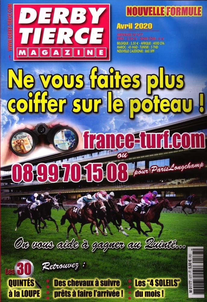 Derby Tierce Magazine