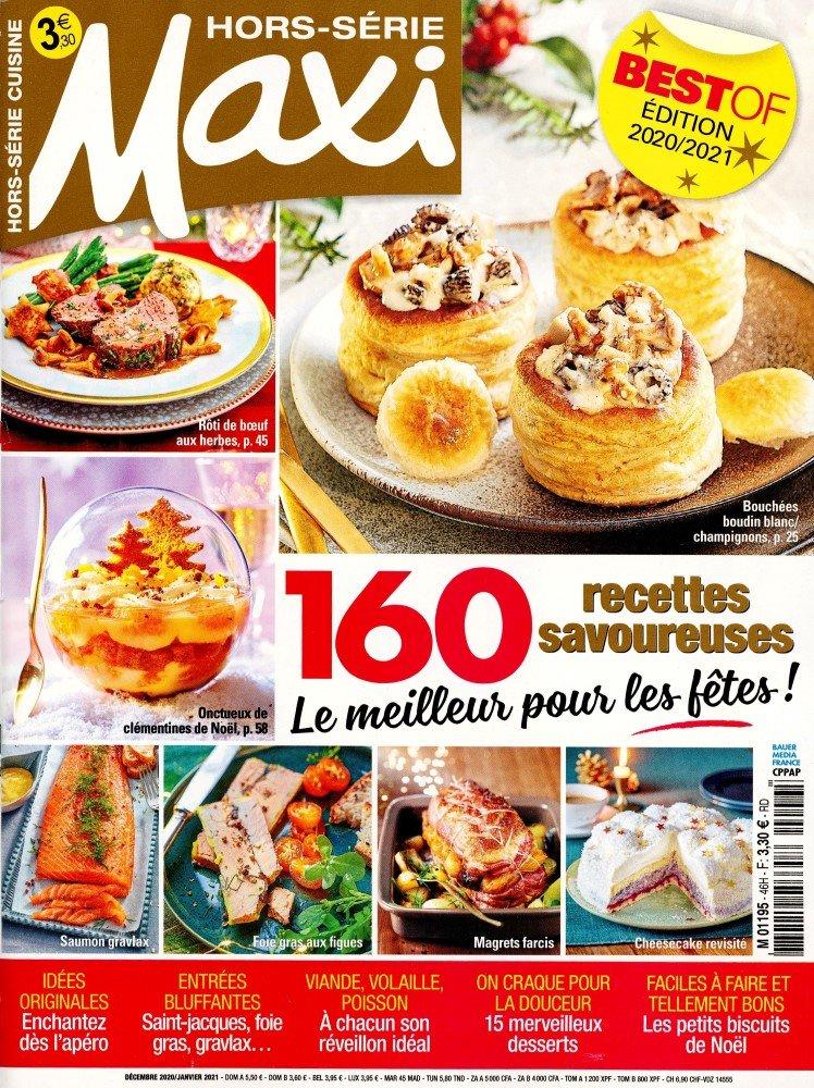Maxi hors s rie cuisine for Hors serie cuisine