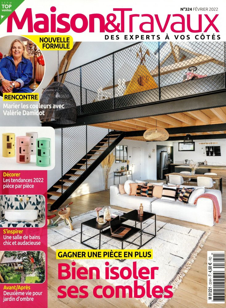 maison travaux. Black Bedroom Furniture Sets. Home Design Ideas