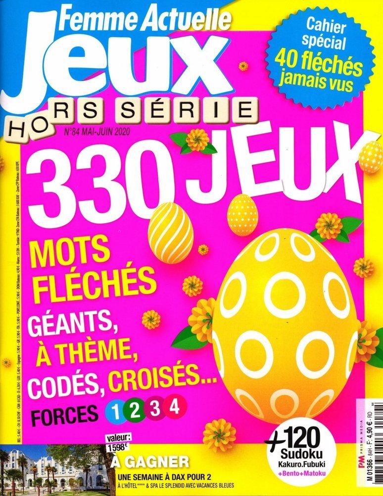 www.journaux.fr - Femme Actuelle Jeux Hors-Série