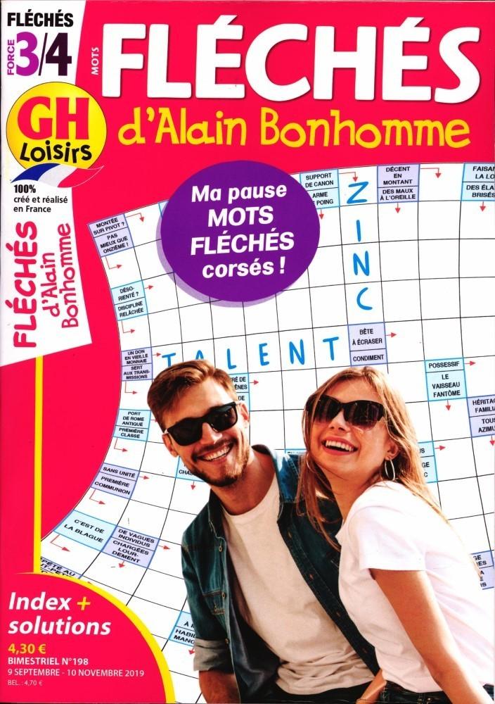 GH Les Mots Fléchés d'Alain Bonhomme - Force 3-4