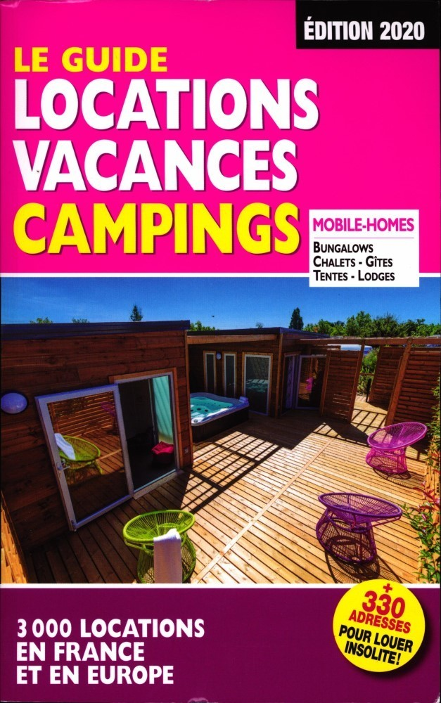 Le Guide LOCATION VACANCES LOISIRS 2017