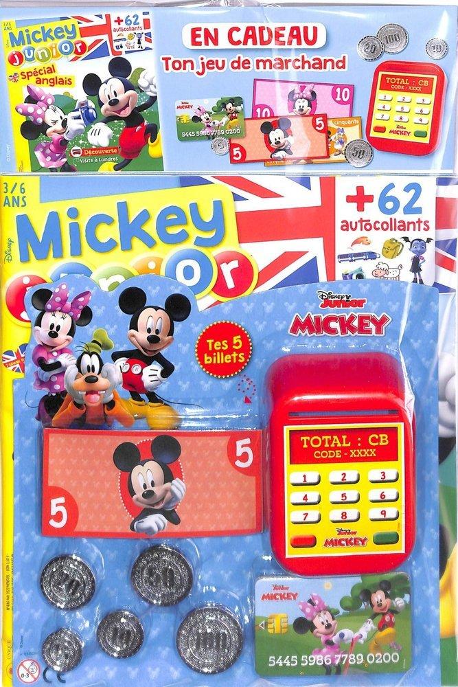 Mickey Junior + Cadeau