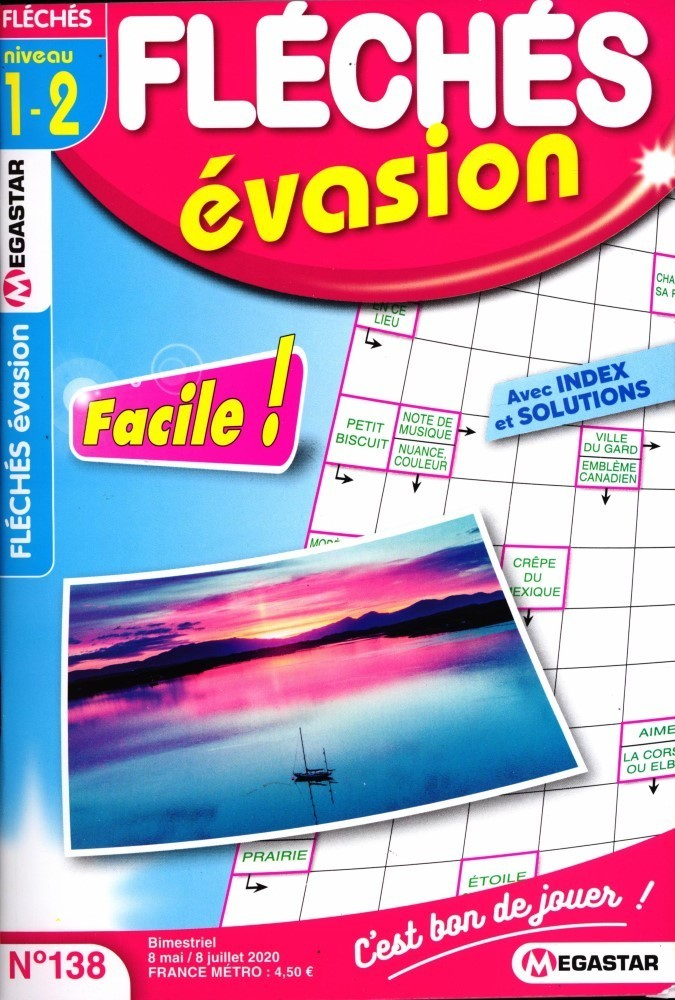 MS Fléchés Évasion Niveau 1-2