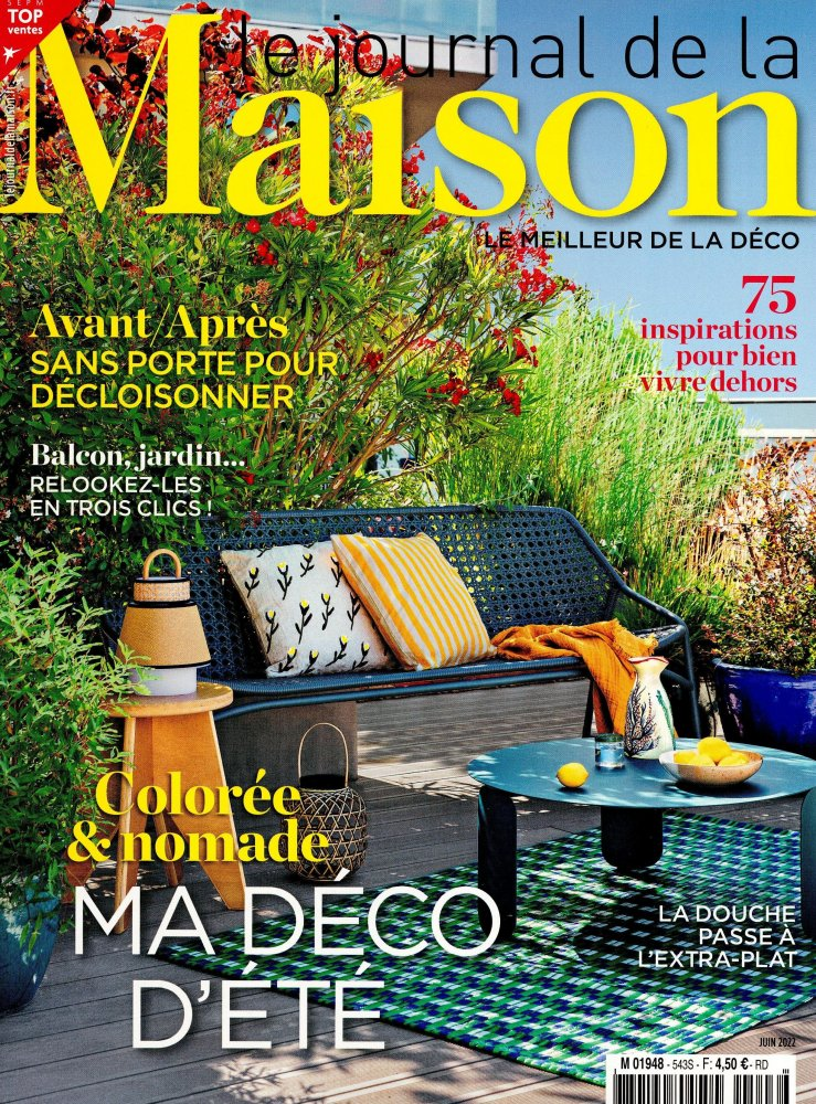 Le journal de la maison for Le journal de la maison abonnement