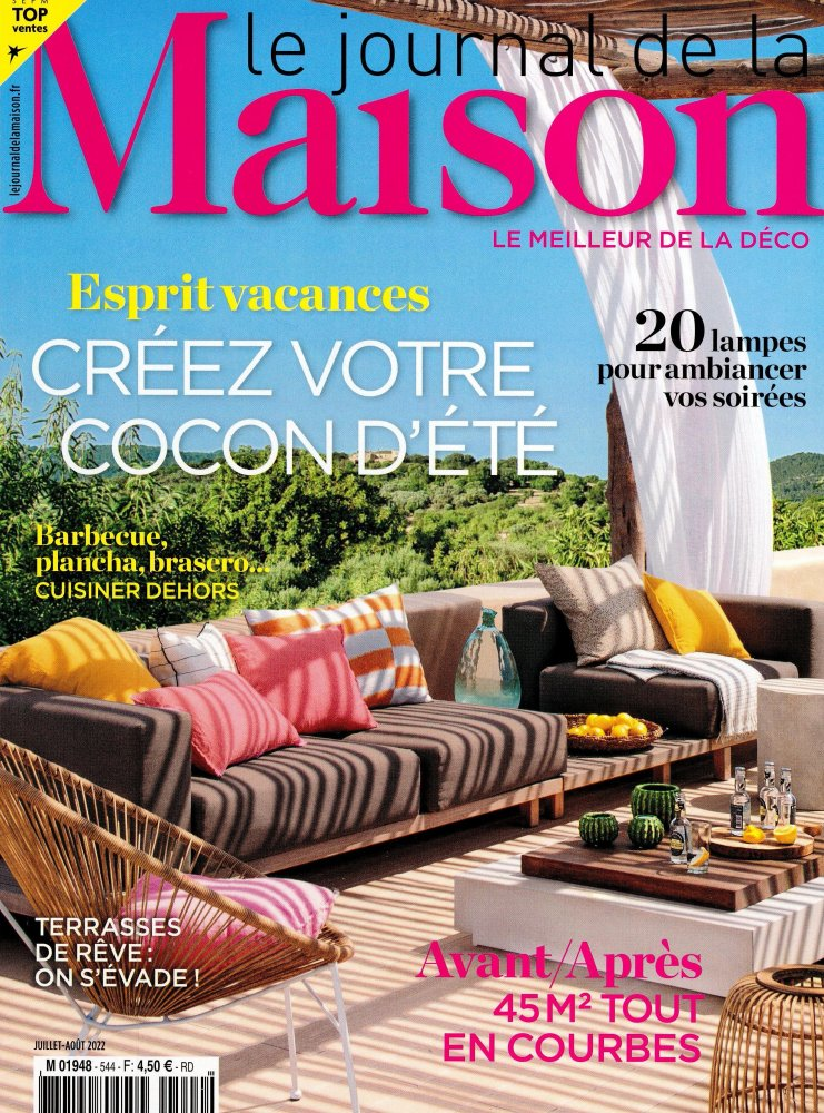 le journal de la maison. Black Bedroom Furniture Sets. Home Design Ideas