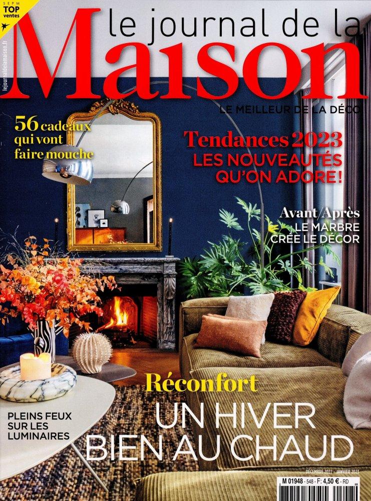 le journal de la maison. Black Bedroom Furniture Sets. Home Design Ideas