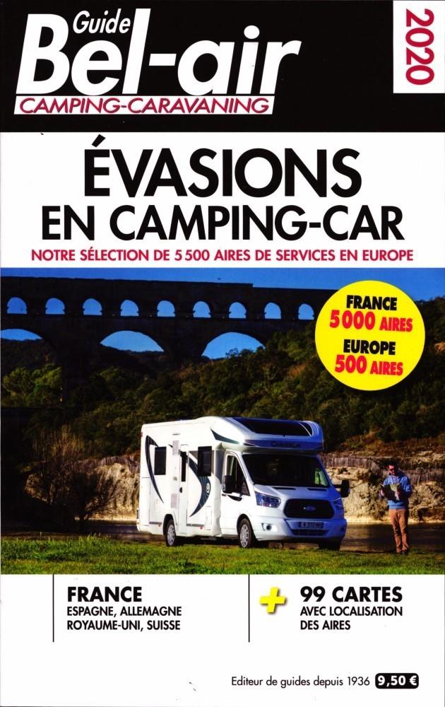 guide bel air 2017 camping caravaning. Black Bedroom Furniture Sets. Home Design Ideas