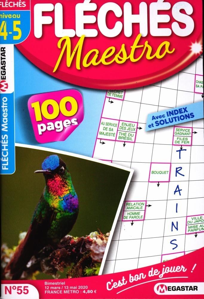 MS Fléchés Maestro Niveau 4-5
