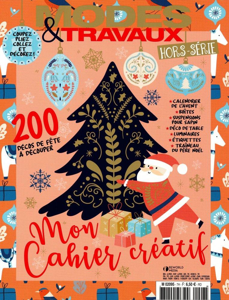 www.journaux.fr , Mode \u0026 Travaux Hors Série Noël