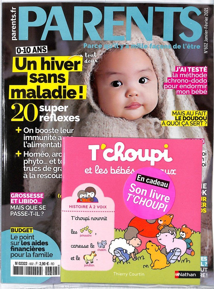 Parents N523 - Septembre 2012 [PDF l DF]