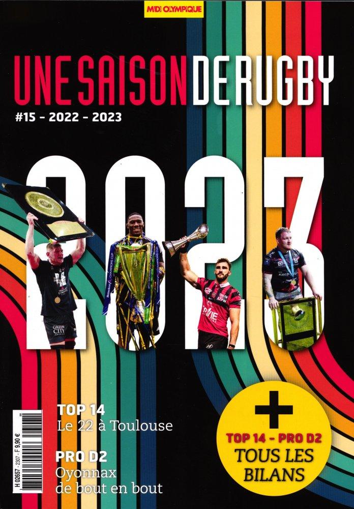 Midi Olympique HS Une Saison de Rugby