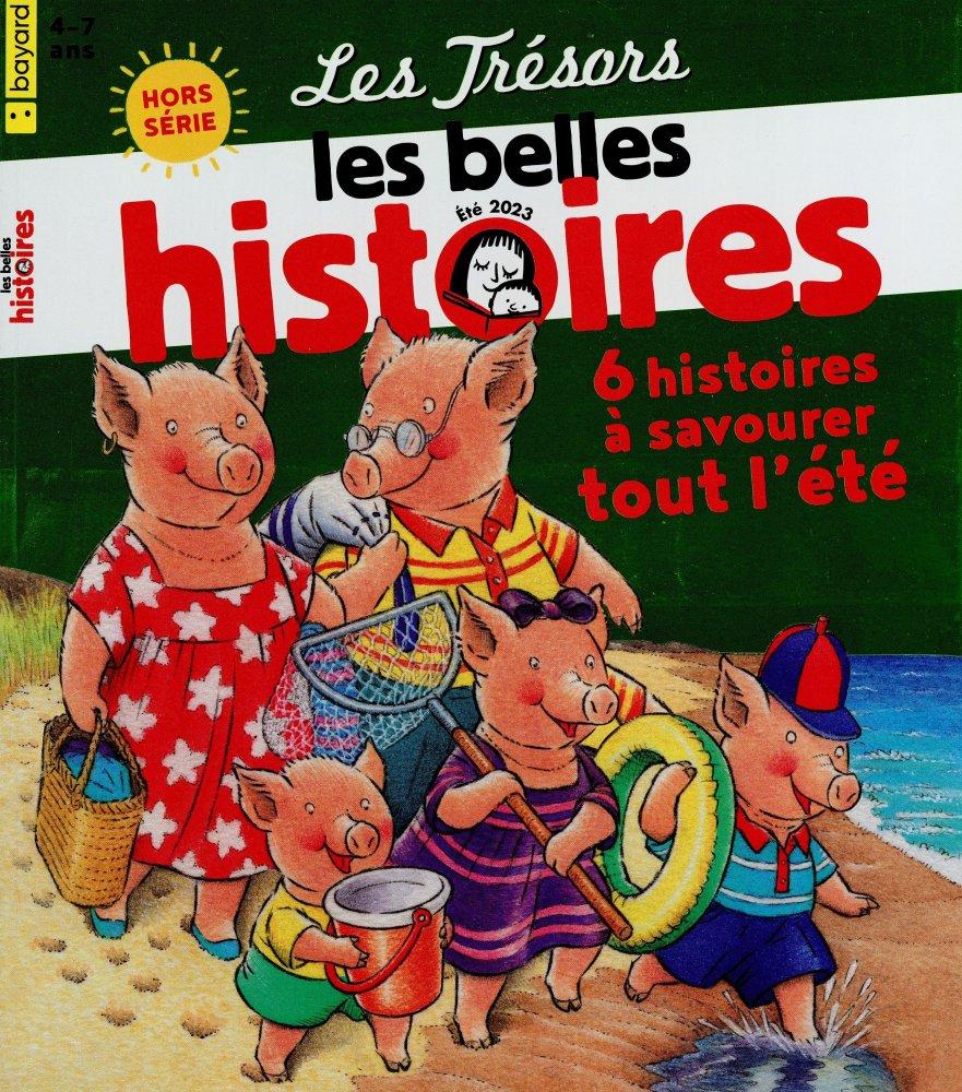 Les Trésors les Belles Histoires Hors-Série