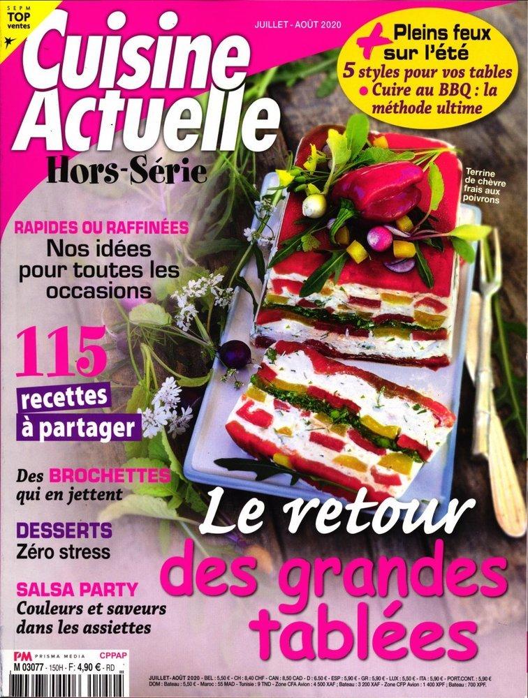 Free Download Cuisine Actuelle Horsserie 130 Recettes Petits