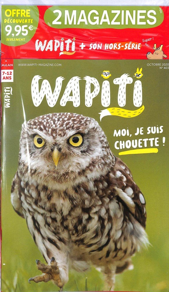 Wapiti + Wapiti Hors-Série