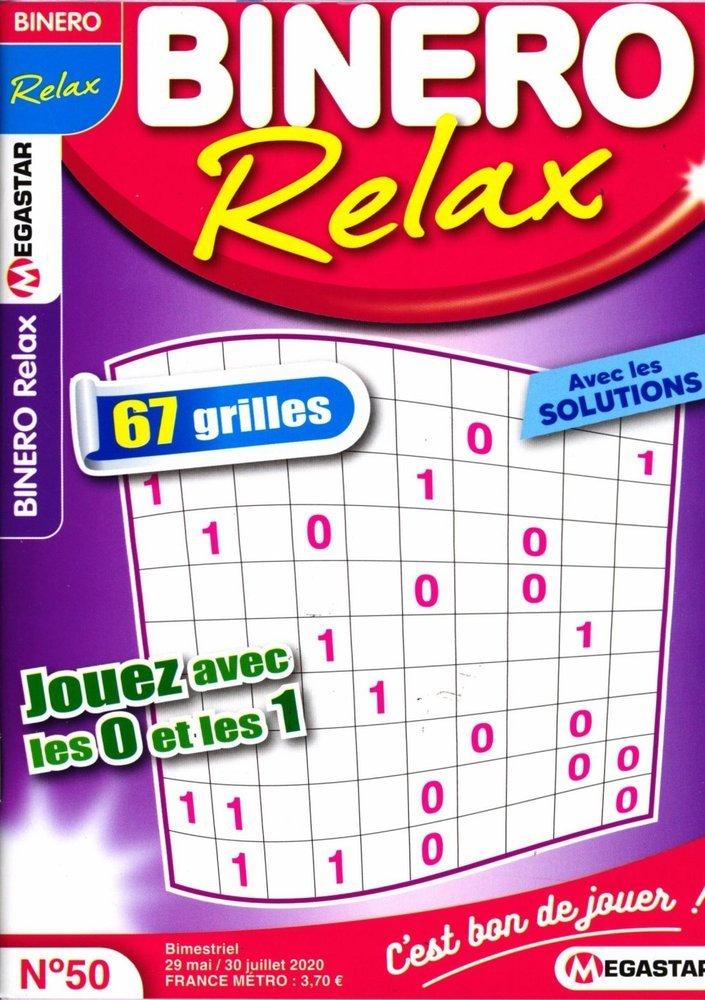 MS Binero Relax Niveau 1 à 3