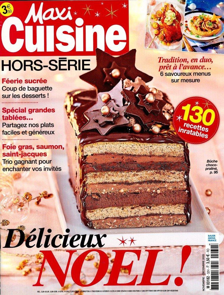 Maxi cuisine hors s rie for Hors serie cuisine