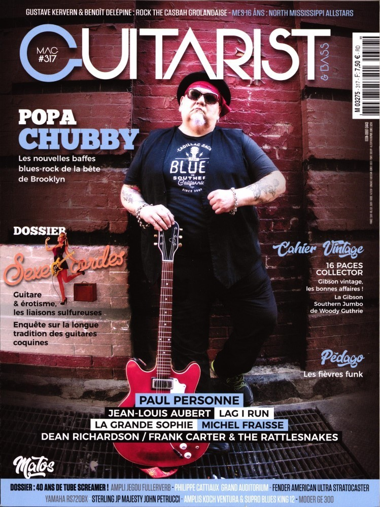 Guitarist & Bass magazine
