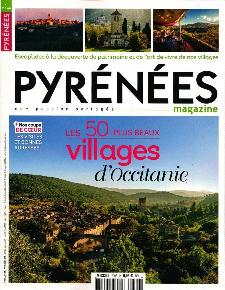 Pyrénées Histoire