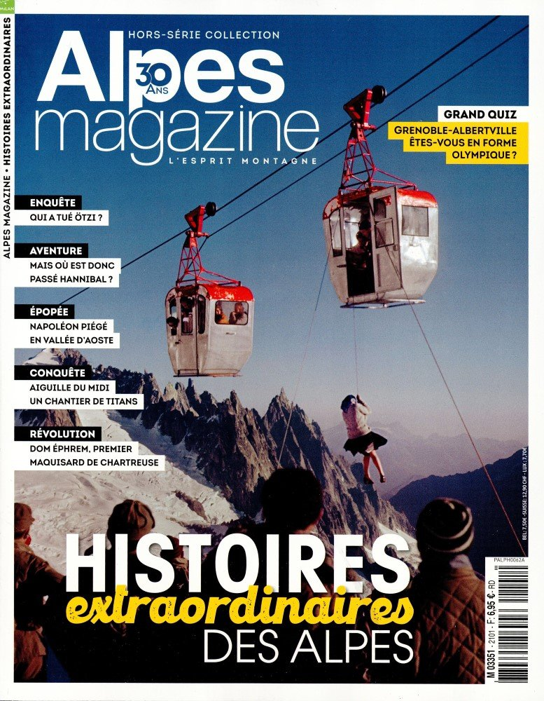 Alpes Magazine Thématique