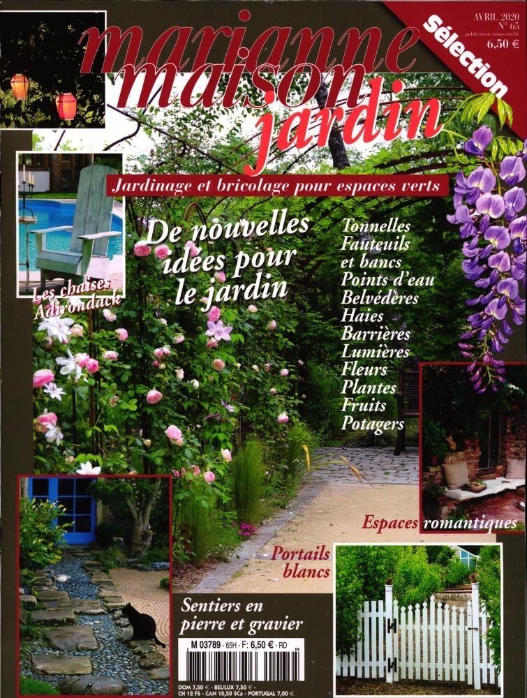 Marianne Maison Jardin Hors-Série