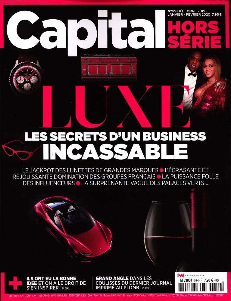 Capital Hors Série N°47 – Mai 2018