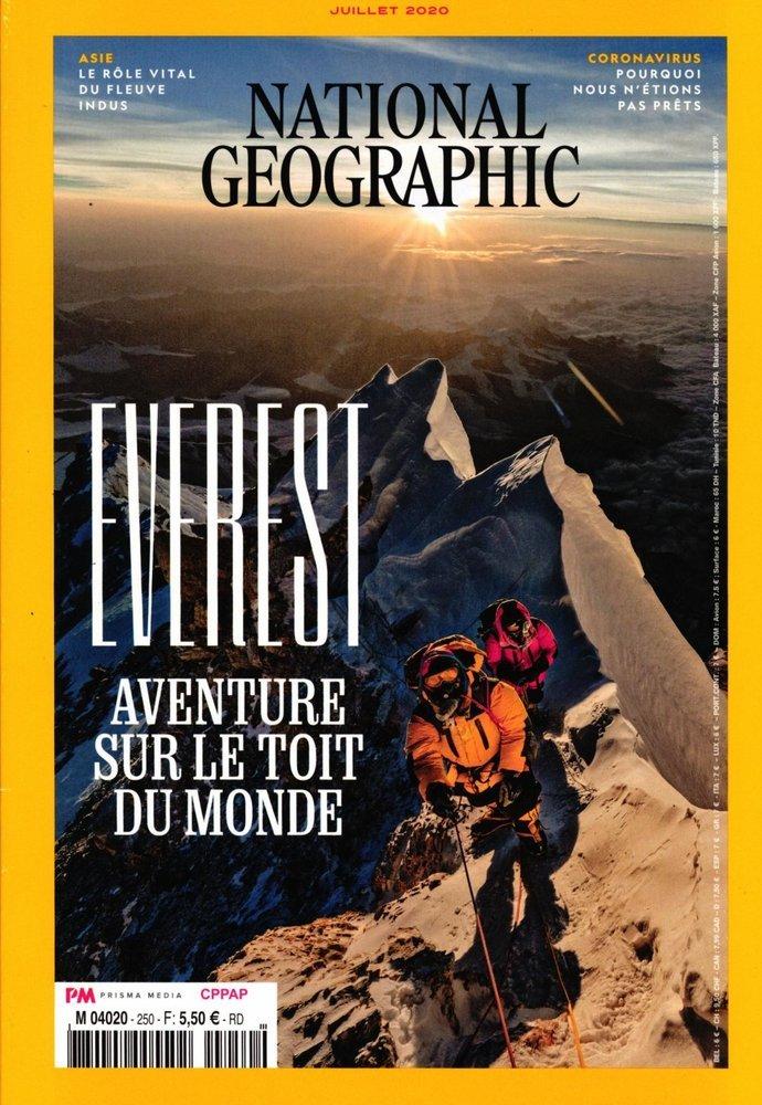 National Geographic Avril 2012 : TITANIC M4020